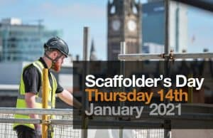 Leach's Scaffolder's Day is back tomorrow and its the best one yet!
