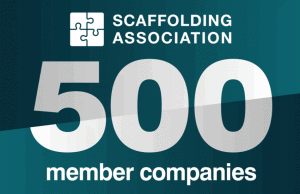 Scaffolding Association celebrates booming membership levels