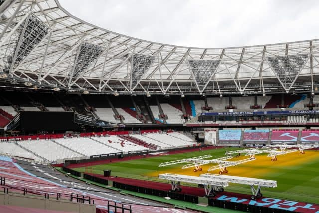 PERI UP has helped bring fans closer to the action at the London Stadium thanks to a successful collaboration.