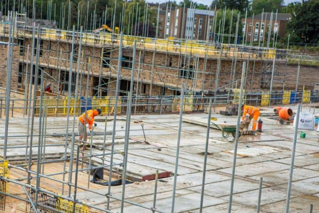 Industry experts at the CPA are predicting a 14% rise in construction output in 2021 and a 4.9% increase in 2022.