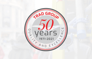 The TRAD Group has announced that it is launching a year of celebrations to mark its 50th year in business.