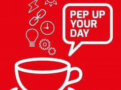 TRAD GROUP PEP UP YOUR DAY