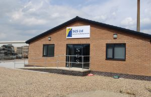 SGS Scaffolding offices