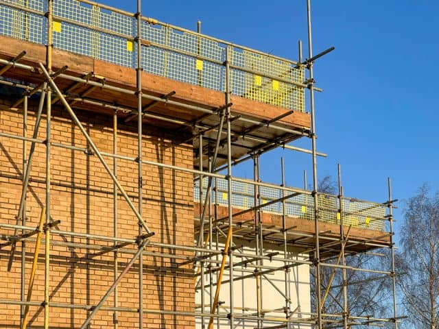 A third of construction companies expect to provide more jobs for British workers as the sector rises to challenges presented by Brexit and Covid-19.