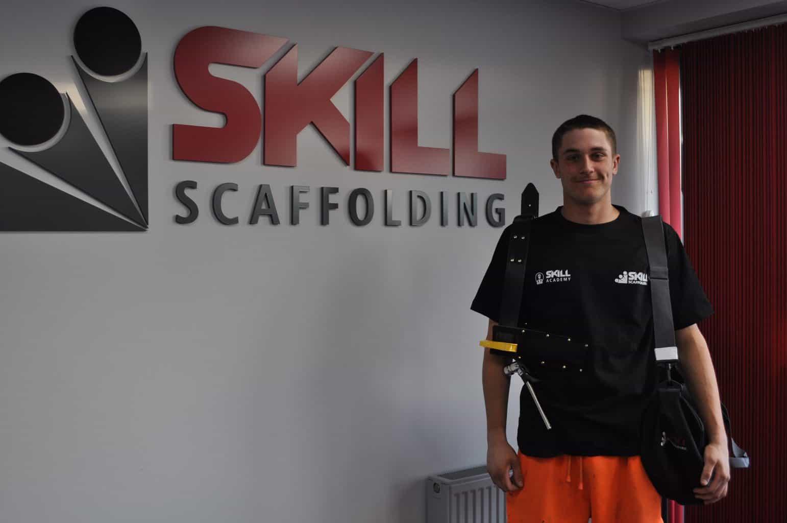 Skill Scaffolding skill academy