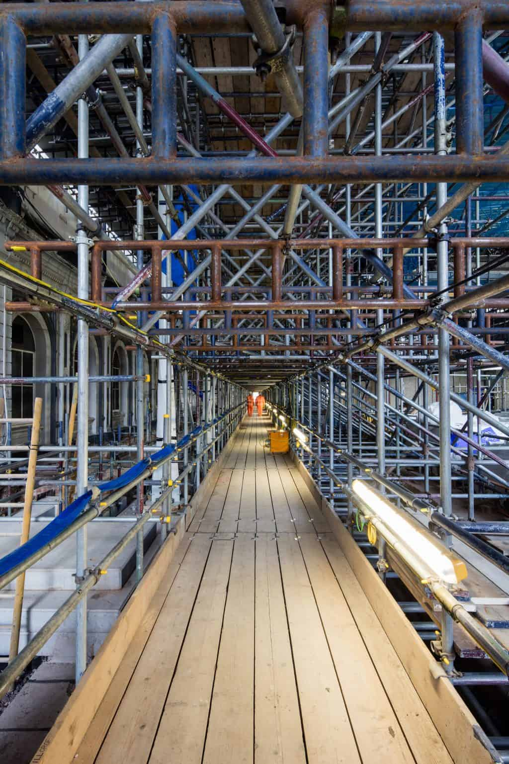 Billy Jones, MD of scaffolding specialist, Millcroft, discusses why the right training and collaborative approach are critical to the rail sector